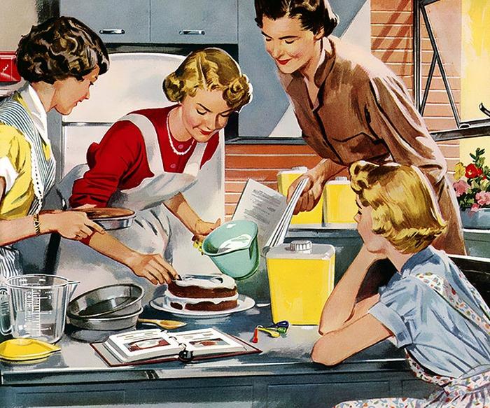 Babiččiny retro recepty