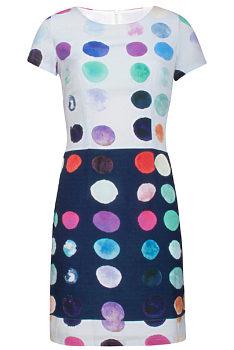 403cb7fb8740 -10% Letní šaty s barevnými puntíky Smashed Lemon Aisha