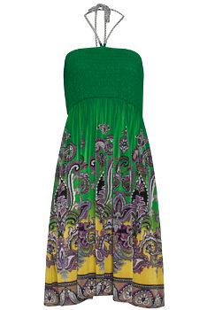 fc862bc6fafc Novinka -14% Zelené šaty se vzorem Smashed Lemon Ebba