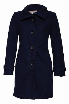 1c6fe15642d2 -15% Tmavě modrý kabát Smashed Lemon Alita