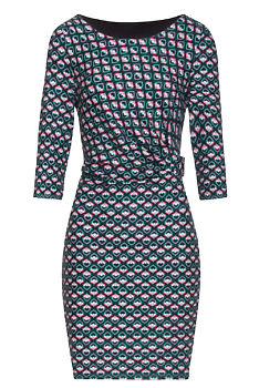 Šaty se vzory Smashed Lemon Lotte