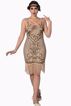 de98c9066ca Pouzdrové šaty Banned Velký Gatsby