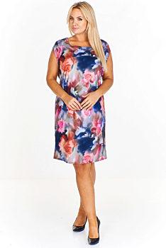 b407abd34 Dámské letní šaty s květinovým vzorem Bog-Mar Eline