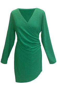 2b1f012164e zelené Midi šaty Smashed Lemon
