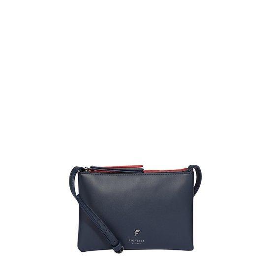 Modročervená kabelka Fiorelli crossbody Fiorelli  542c9989161